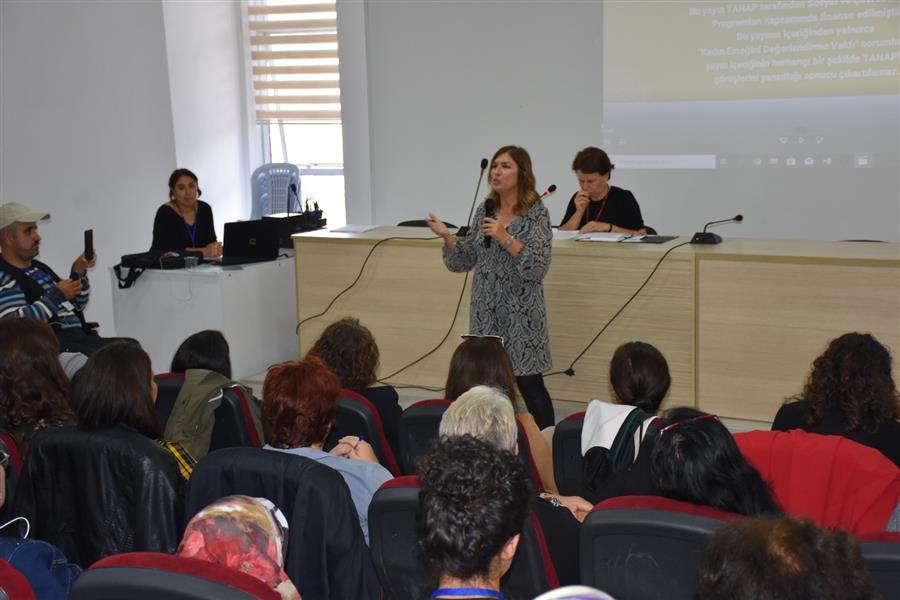 """""""Kadın Emeği ve Kooperatifleşme Çalıştayı"""" düzenlendi"""