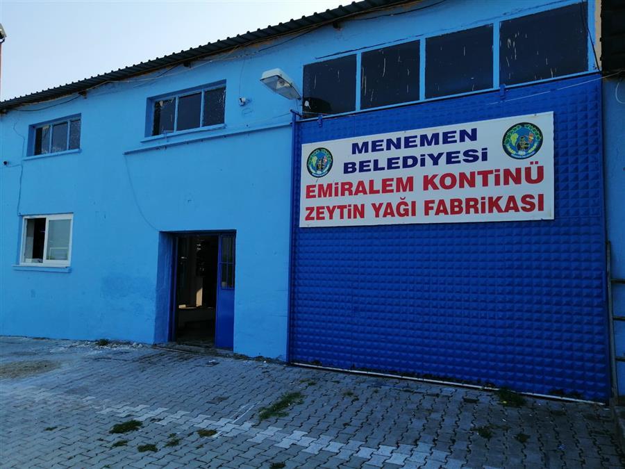 """Menemen Belediye Başkanı Serdar Aksoy: """"Menemen zeytinini markalaştıracağız"""""""