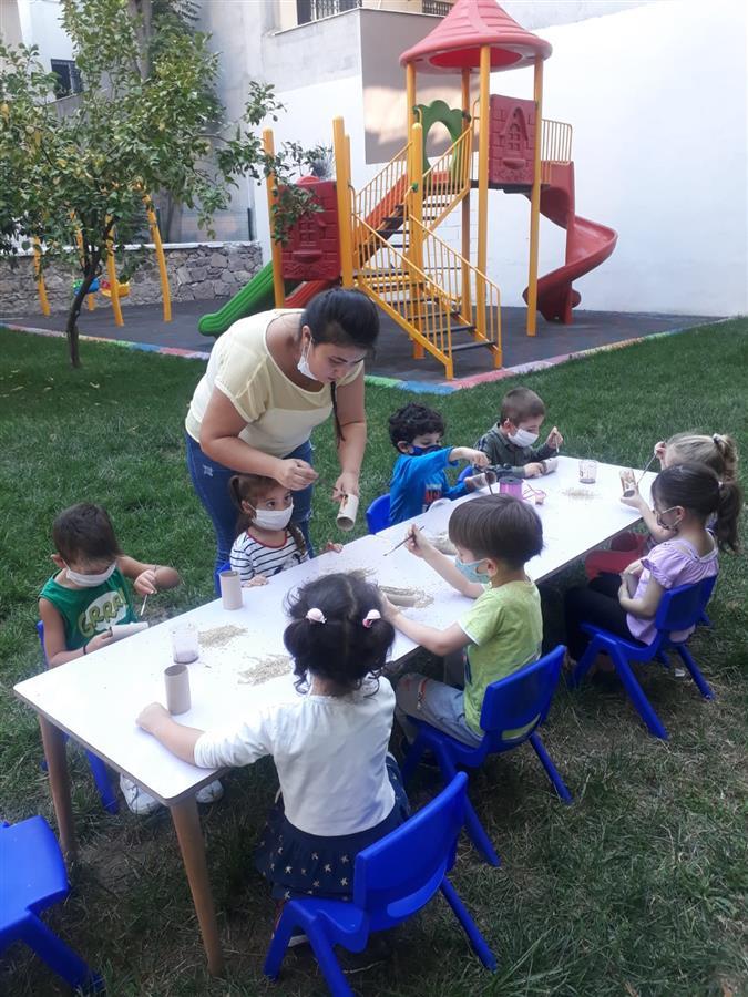 Gölpark ve Merkez Çocuk oyun evleri etkinliklerimiz