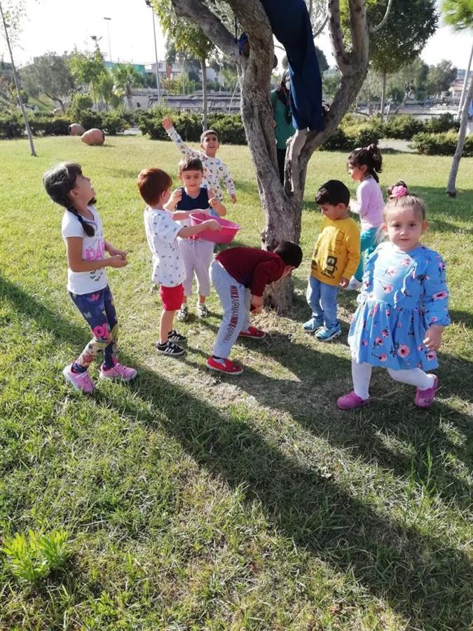 Gölpark Çocuk Oyun Evi etkinliklerimiz