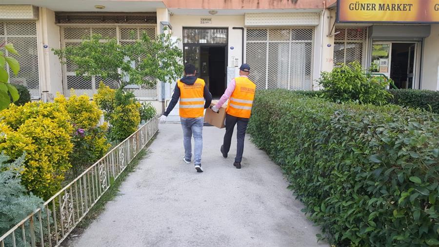 Rakamlarla Covid-19 ve Menemen Belediyesi Çalışmaları