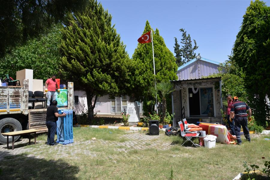 Menemen Belediyesi bir mülkünü daha geri aldı