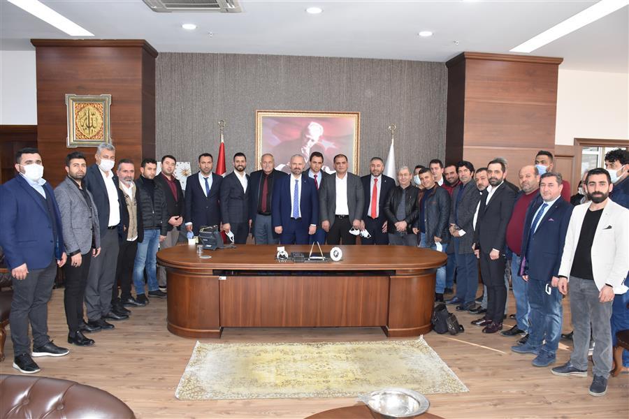 Menemen'de Ak belediyecilik zamanı