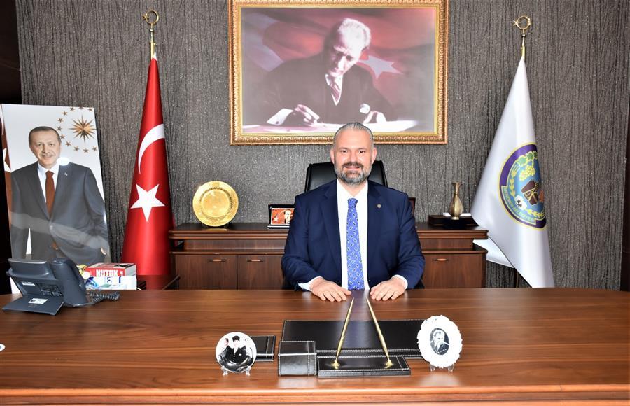 Menemen Belediyesi Başkan Vekilimiz Aydın Pehlivan